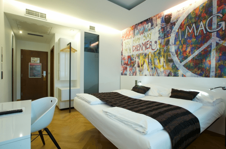Where to stay in prague luxe vs tight ass the for Top design hotels prague
